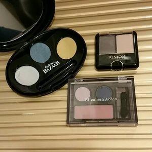 NWOT 3 Assorted eyeshadow kits